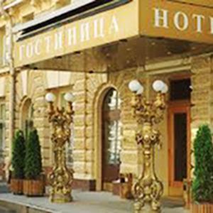 Гостиницы Радужного