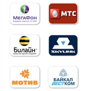 Операторы сотовой связи Радужного