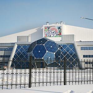 Спортивные комплексы Радужного